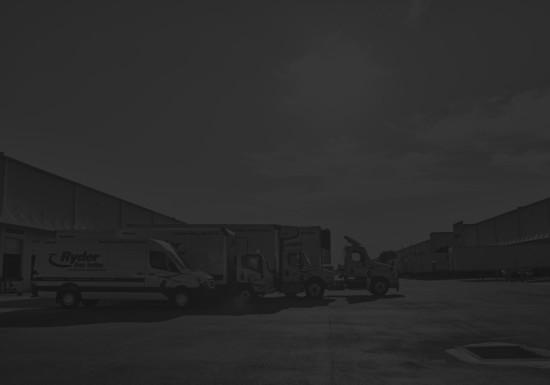 Sprinter van and semi truck