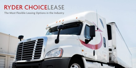 Ryder Choicelease Truck