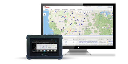 Telematics Solutions | Fleet GPS Tracking | Ryder Truck Leasing