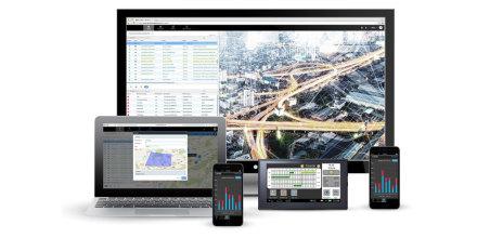 People net platform on mobile, tablet and desktop