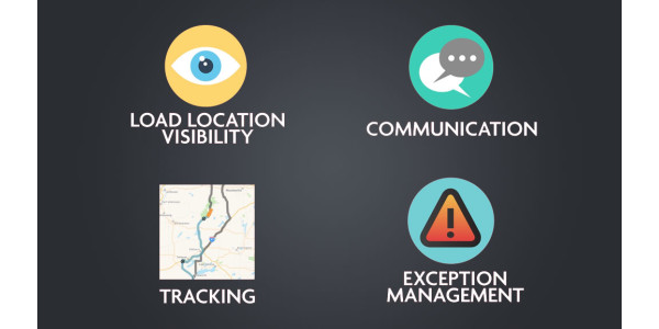 Load Visibility, Communication, Tracking, Exception Management