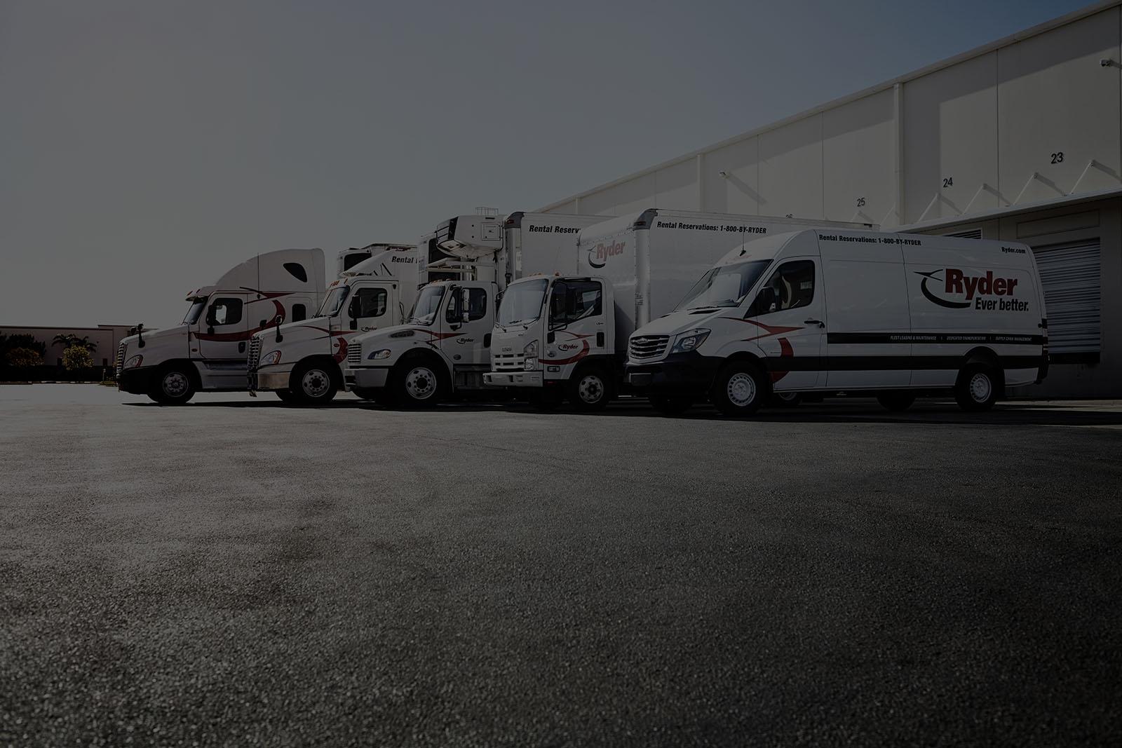 Ryder Commercial Truck Leasing | Semi Truck Leasing