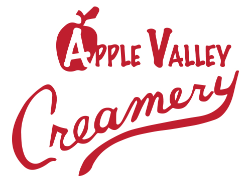 Apple Valley Creamery Logo