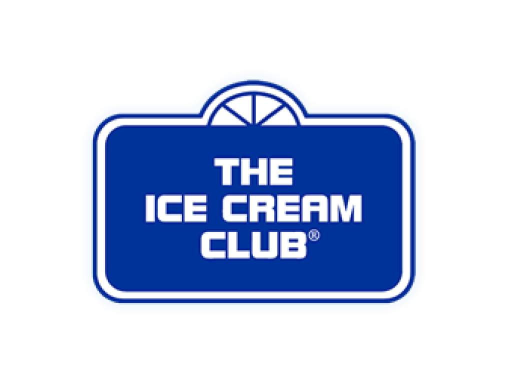 The Ice Cream Club Logo
