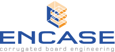 Encase Corrugated Board Engineering Logo