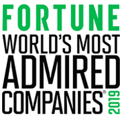 Fortune Magazine Names Ryder Among World's Most Admired Companies