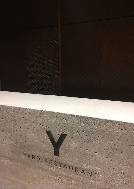 Cover image of the work Yard Restaurant