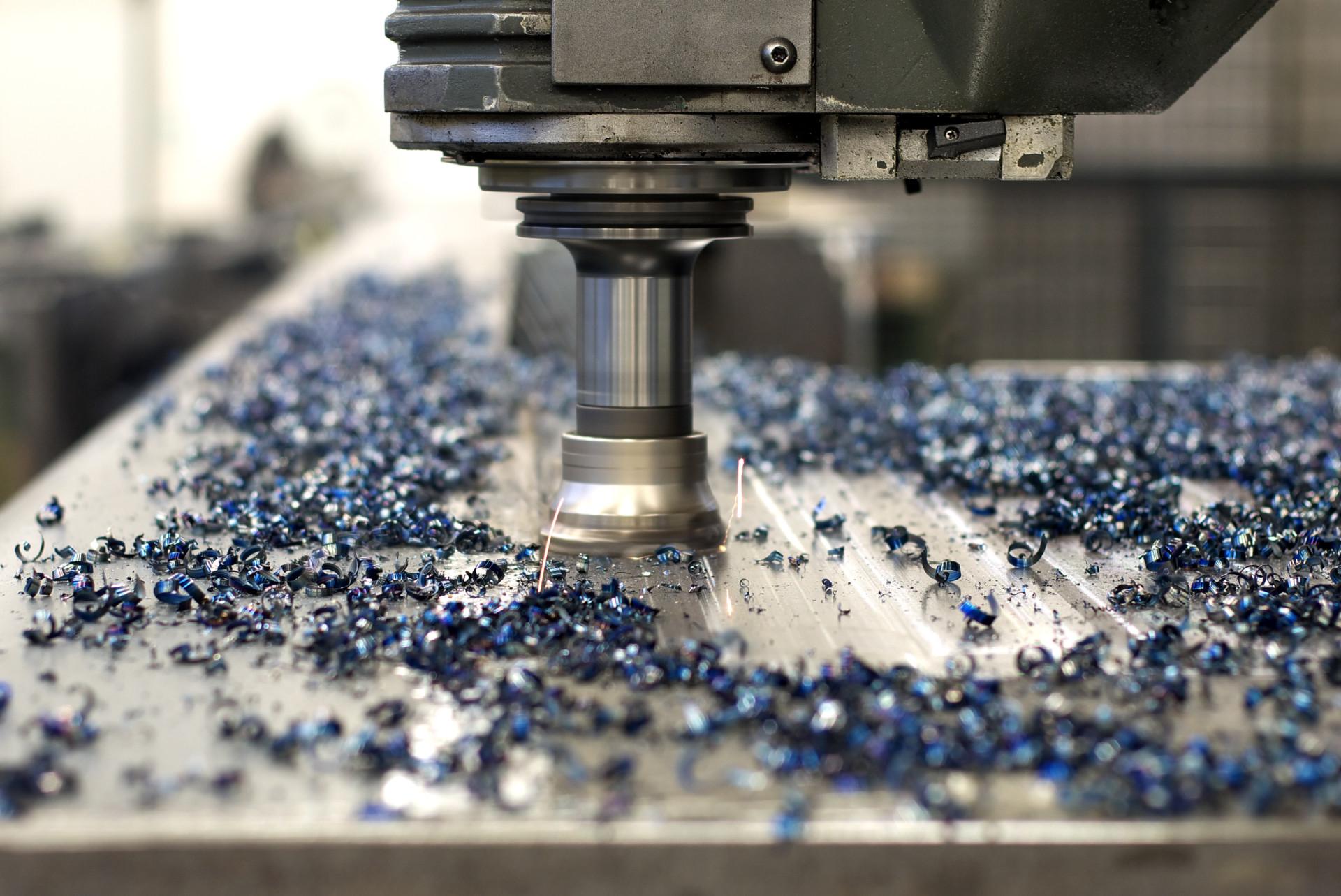 Услуги фрезерной обработки металлов