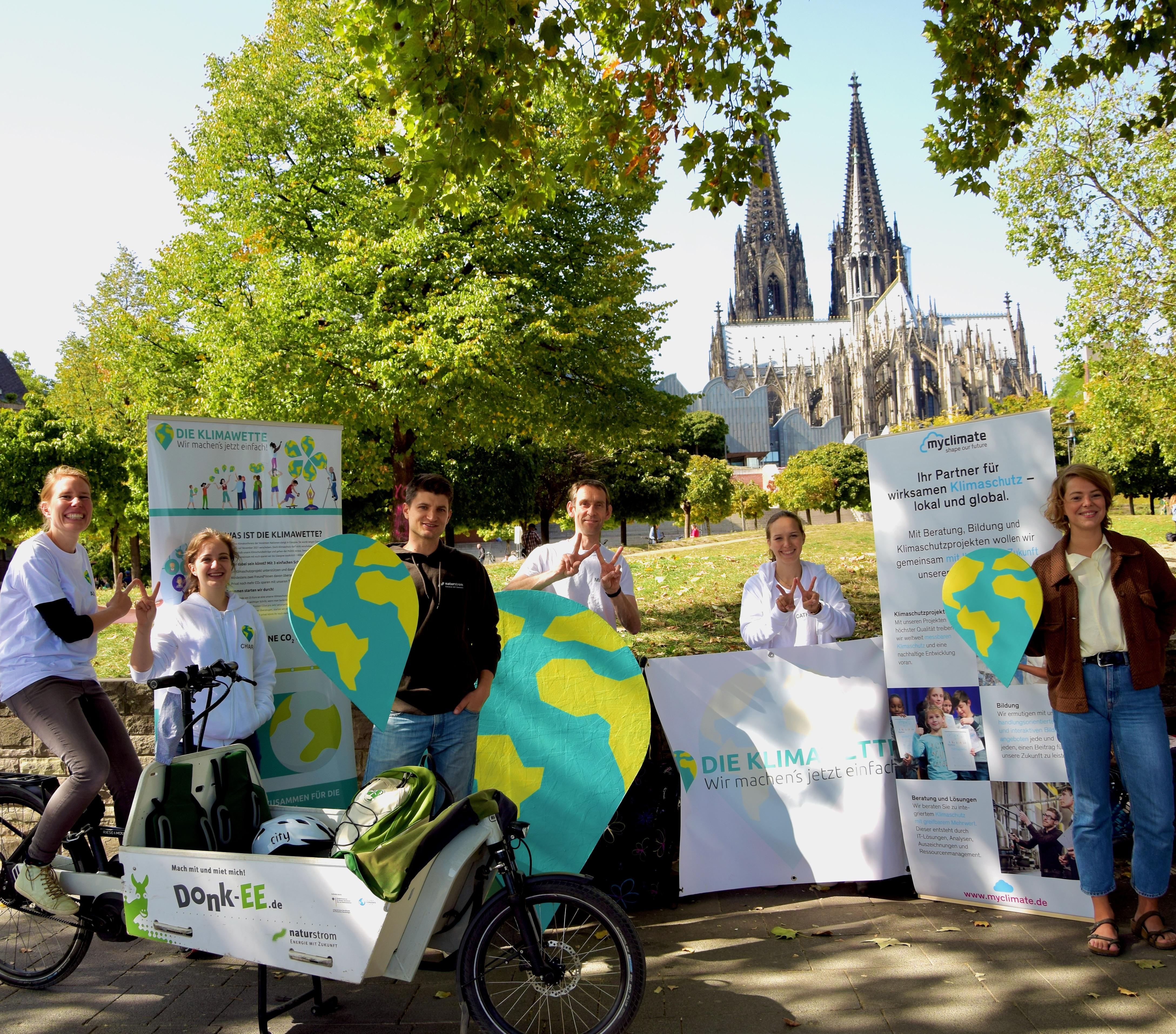 Auftakttour in Köln September 2020