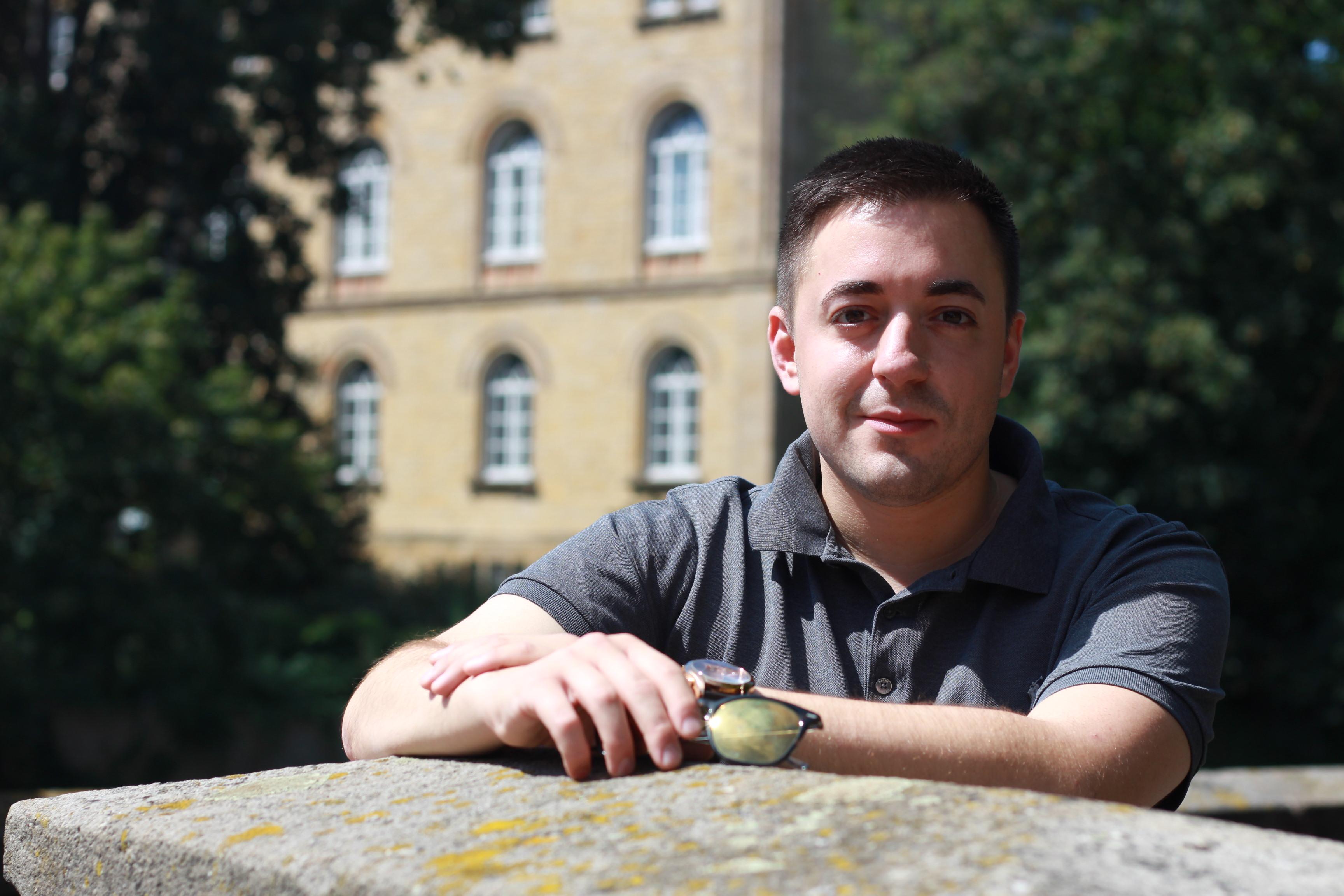 Manuel Gava, Osnabrücker SPD-Vorsitzender