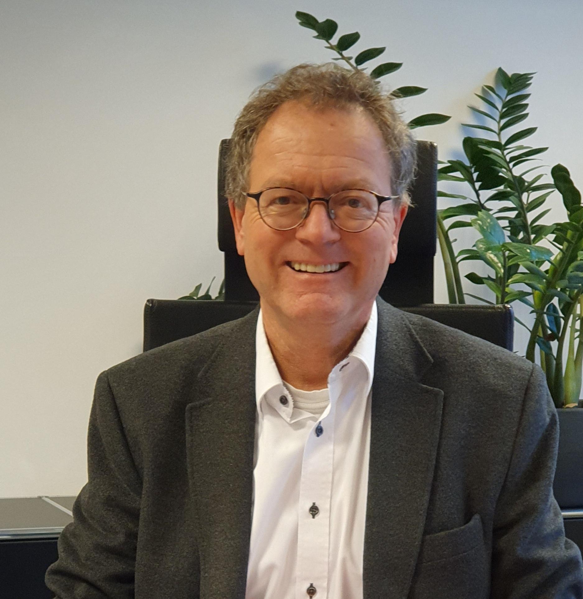 Thomas Klein, Bundestagskandidat für die Grünen aus Osnabrück