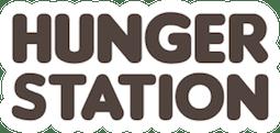 the client logo.