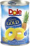 Dole Ananasscheiben in Saft