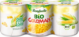 Bonduelle Bio Goldmais 3er Pack