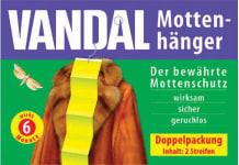 Vandal Mottenhänger doppelt