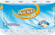 Nicky Küchentücher Casa 3l 4x42