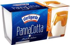 Sterilgarda Panna Cotta mit Karamell