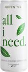 All I need green tea 250ml Dose