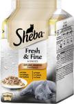 Sheba Fresh & Fine Geflügel Var. 6x50g