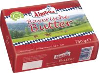 Almbua Bayerische Butter ohne Gentechnik