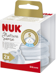 NUK NS Sauger Silikon Gr.2 S Premium