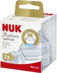 NUK NS Sauger Silikon Gr.2 M Premium