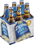Zipfer Hell alkoholfrei 0% 6x0,33