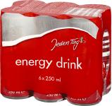 JT Energy Drink Dose 6er Pack