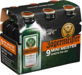Jägermeister 35% 9er Pack