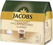 Jacobs Cappuccino Pads