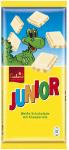 Suchard Junior weisse Schokolade