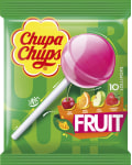 Chupa Chups Fruit 10er Beutel