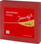 JT Servietten Rot 3l 33cm