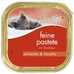 JT Katze feine Pastete Lachs/Forelle