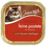 JT Katze Pastete Senior 3 Sorten Geflüg.