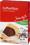 JT Kaffeefilter Gr. 4