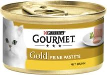Gourmet Gold Feine Pastete mit Huhn