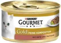 Gourmet Gold Feine Komposition Ente&Trut