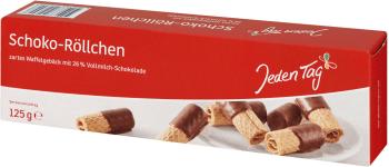 JT Schoko Röllchen Vollmilch