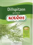 Kotanyi Dillspitzen gereb. 151001