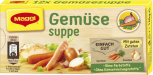 Maggi Gemüsesuppe Würfel