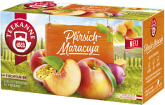 Teekanne FG Pfirsich-Maracuja