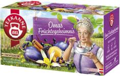 Teekanne FG Omas Früchtegeheimnis