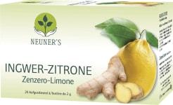 Neuners Tee Ingwer-Zitrone