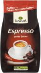 ALN Espresso, ganze Bohne