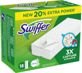 Swiffer Trocken Wischtücher Febreze