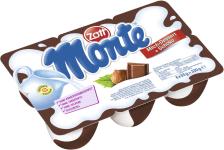Zott Monte Milchcreme+Schoko+Nuss