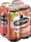 Strongbow Cider Red Berries 4x440 ml Ds.