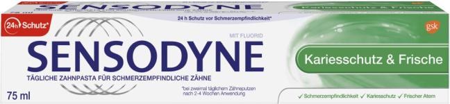 Sensodyne ZC Kariesschutz&Frische