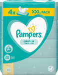 Pampers Feuchttuecher Sensitiv 4er